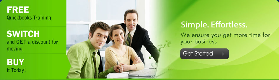 QuickBooks Service Software